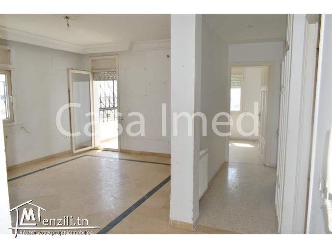 Un bel appartement s+2 à Bardo – ras tabia