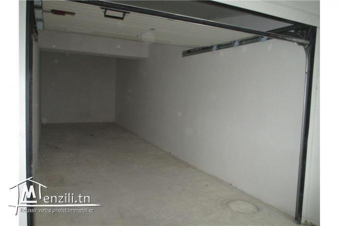 Garage à Louer à Marina Hammamet