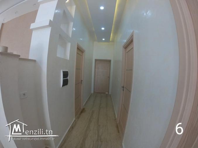 villa s+3 a ben arous centre