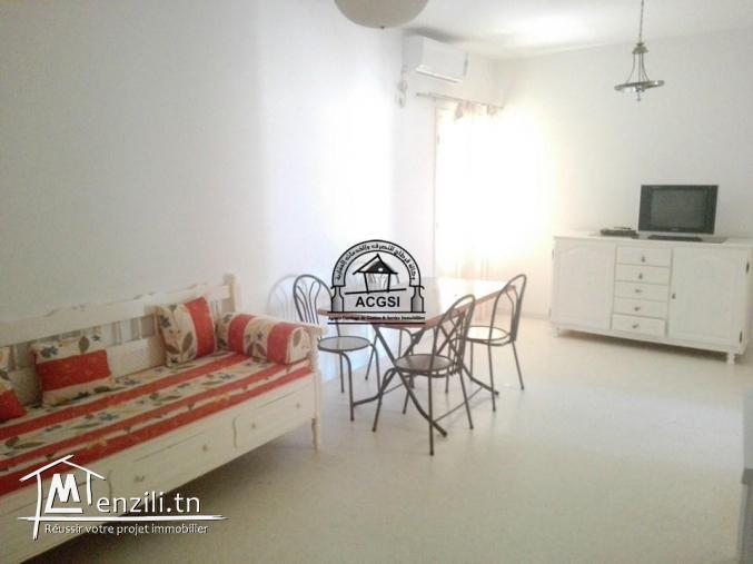 à louer appartement meublé à stah jaber Monastir