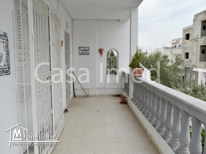 étage de villa akhaznadar