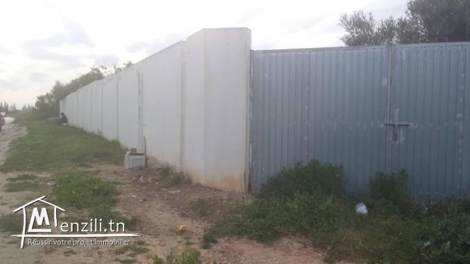 terrain a vendre a boumhal