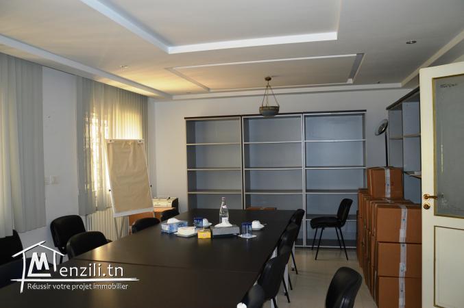 villa pour usage bureautique ou habitation