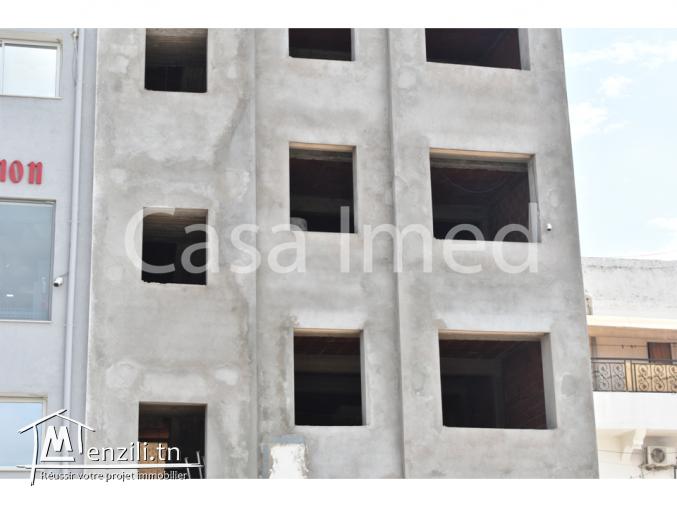 d'un immeuble pour l'investissement ou de logement khaznadar