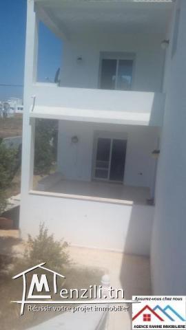 Jolie villa ds 375 a la plage el haouaria