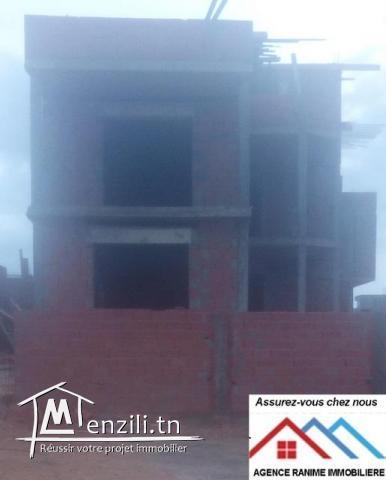 Villa dans 250m2 haut standing style américain