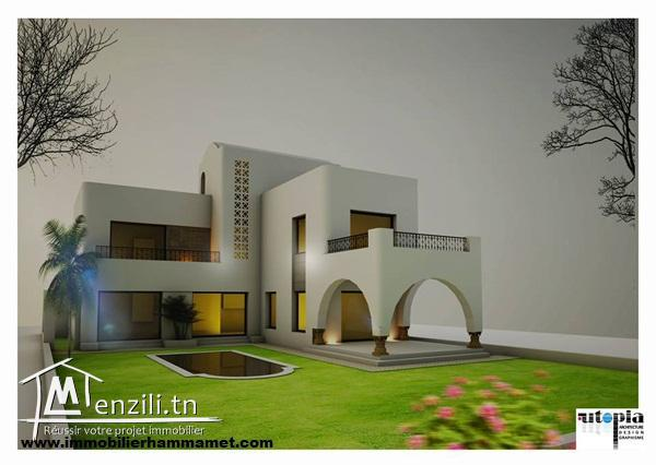 Villa Miranda à Hammamet
