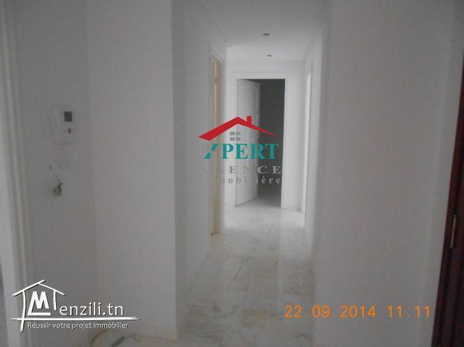 un appartement S3 de haute standing à khzema