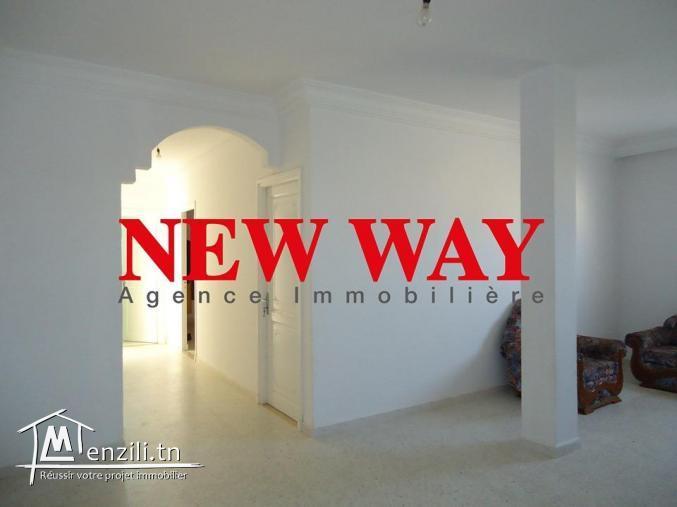 Appartement (S+3) à Monastir proche de toutes commodités