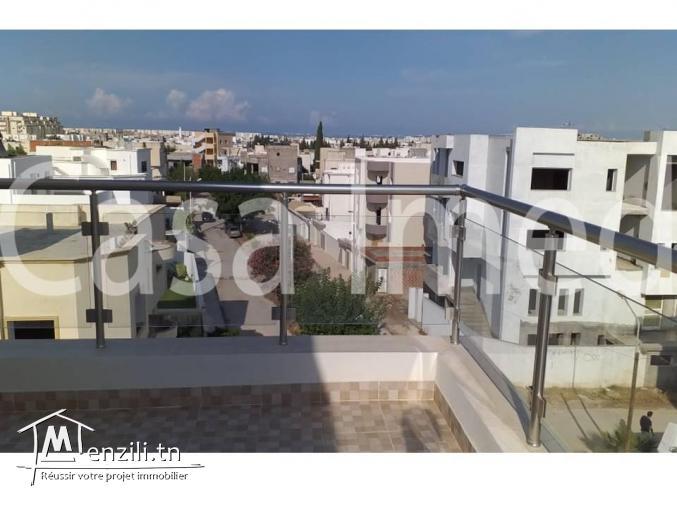 appartement haut standing a cité ghazella