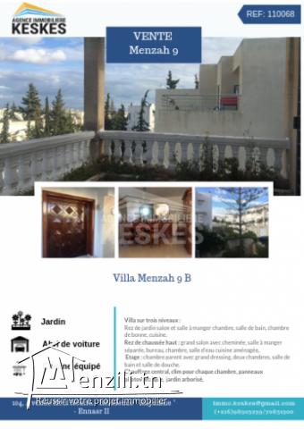 VILLA EL MENZAH 9 B