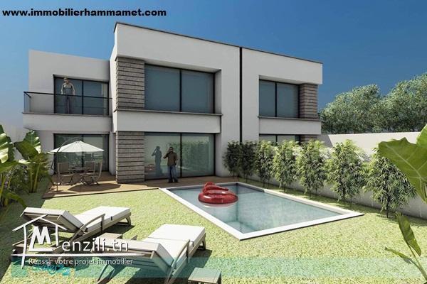 Villa Isabelle à Hammamet