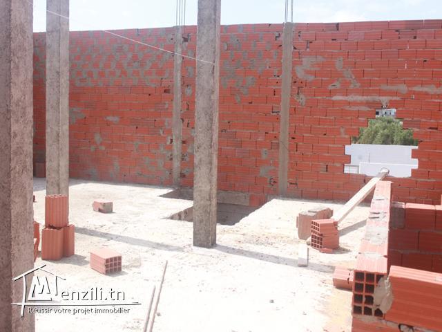 Villa 2 Niveaux Innachevé Mrezgua