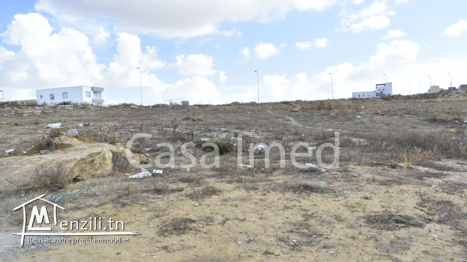 un beau terrain d'el menzah