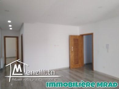 AV appartement s+3 à hamammet nord (A363)