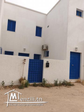Belle villa à louer à Houmt souk
