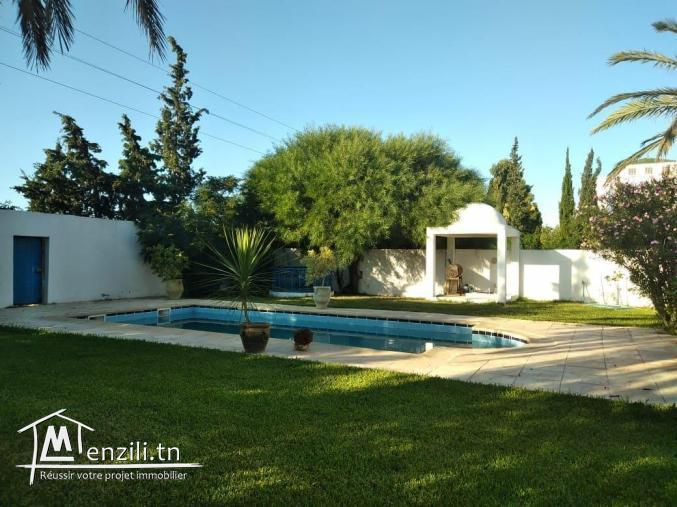 Villa de 730m² à Jinen Hammamet