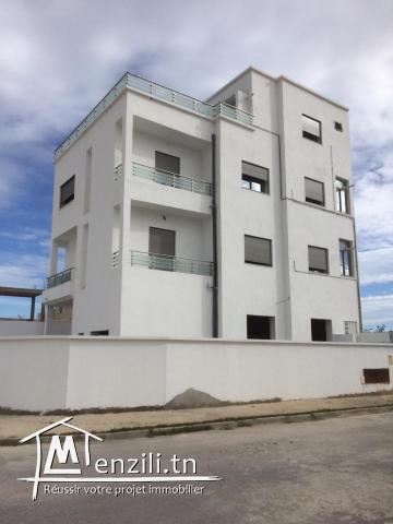 Immeuble de 4 logements