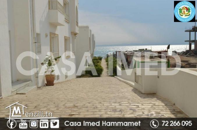 appartement a corniche Hammamet