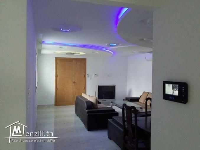 Villa en S+3 à Sidi Mahrsi