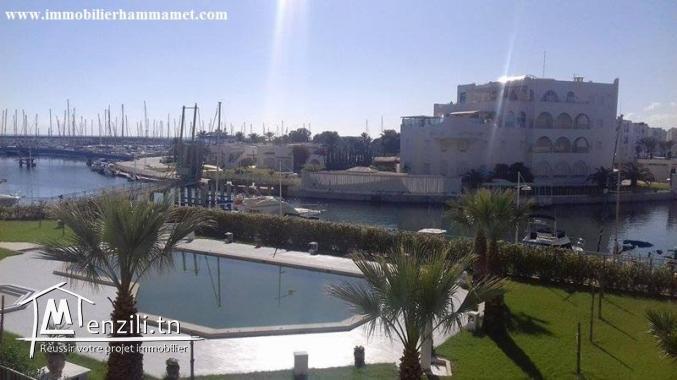 Appartement Bella Marina à Yasmine Hammamet