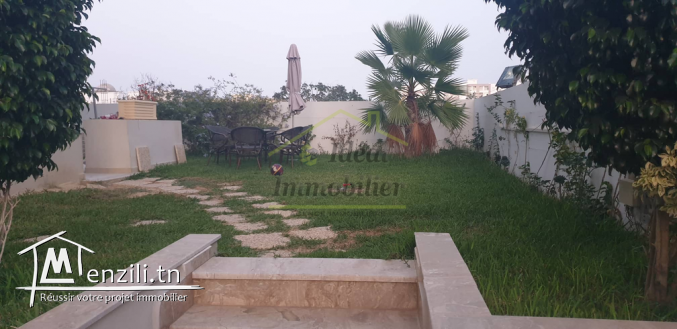 Av duplex à Ain Zaghouan