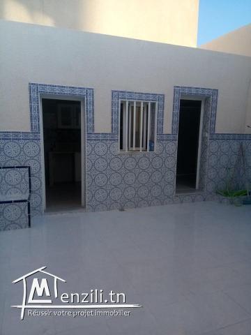 maison style arabe