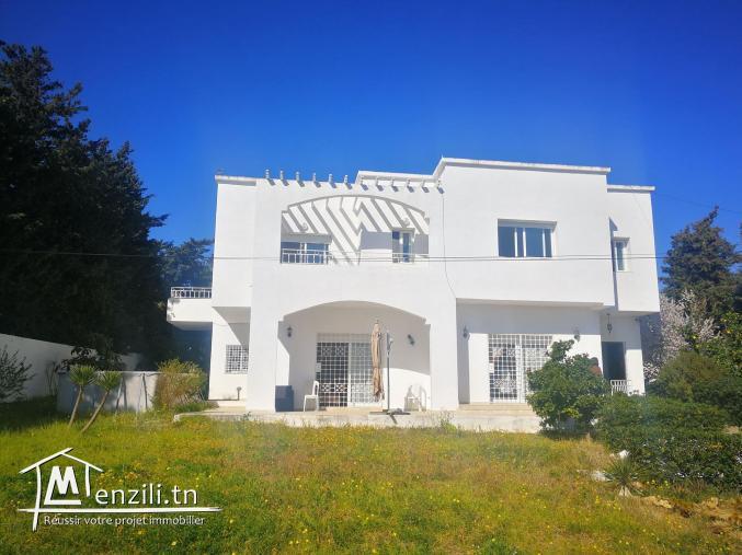 Réf 2139: très belle Villa, corniche, Bizerte