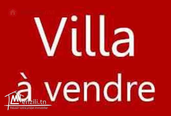 villa a vendre a route afrane sfax