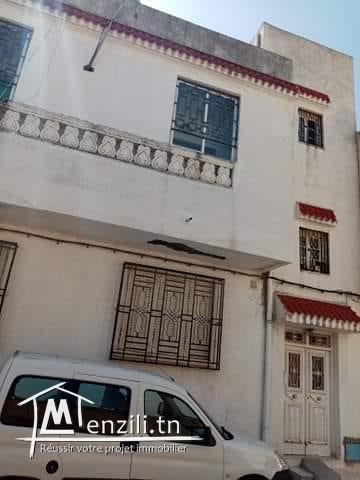 Villa à Dh'har El Kodia