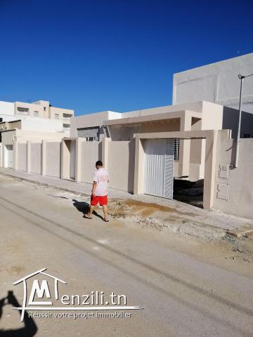 Villa cité ghazella