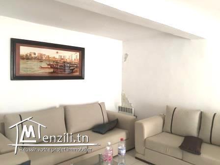 Villa de 220 m² sur un terrain de 522 m² à Mégrine Coteaux