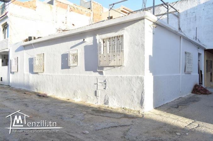 a vendre une maison a soliman 150m²