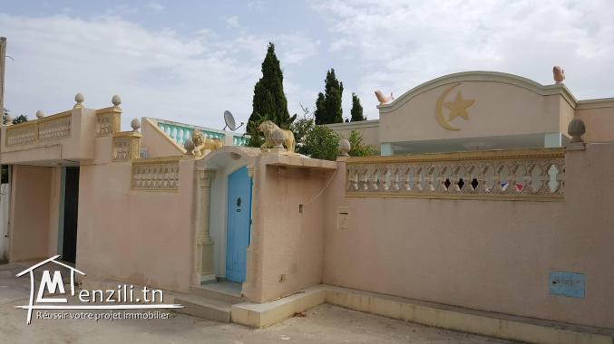 Villa à hammem el ghzeez kelibia