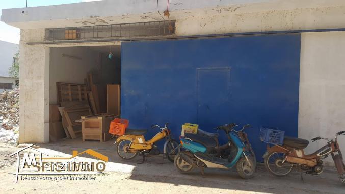 Garage à cité assemer Kelibia