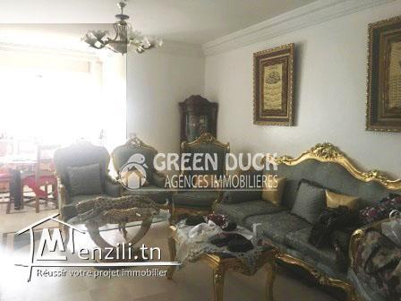 Appartement S+3 de 140 m² à Boumhel Bel Air :