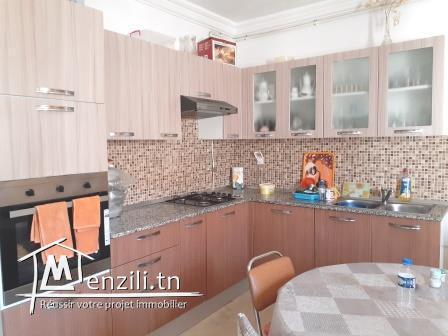Appartement S+3 de 140 m² à Médina Jadida :