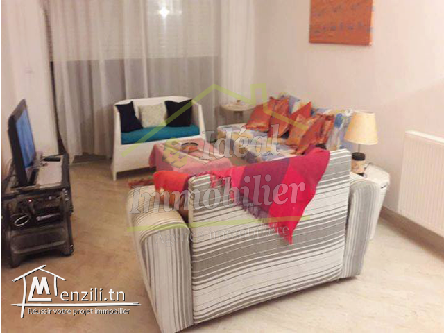 A vendre appartement à Bhar Lazrek