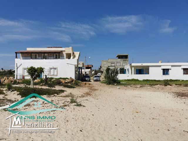 Maison à plage mrigueb entre kelibia et menzel temim