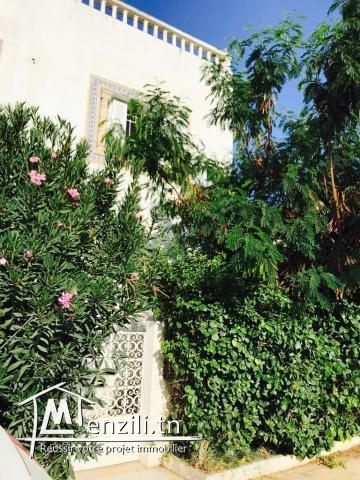 Maison à vendre à menzah 8