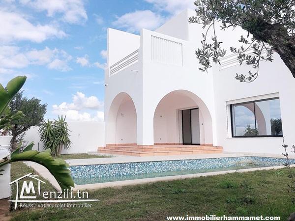 Villa Prestige à Hammamet Sud