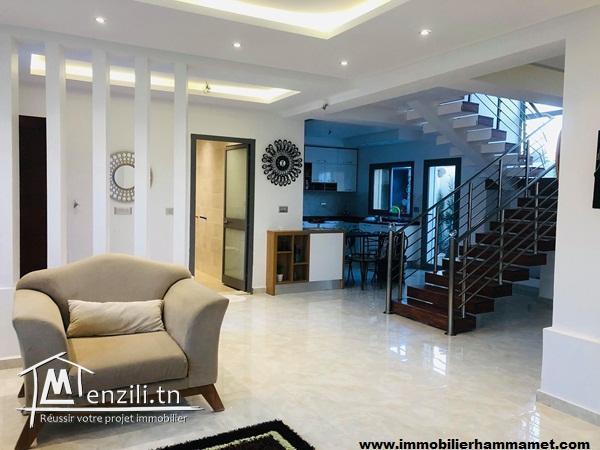 Maison Yasmine à Mrezga Hammamet Nord