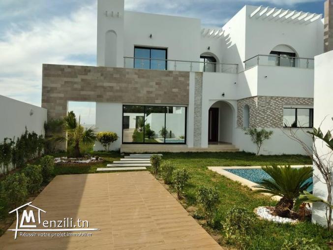 Villa de 300m² à Hammamet Nord