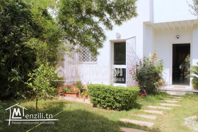 Villa parfaitement situé à la Soukra