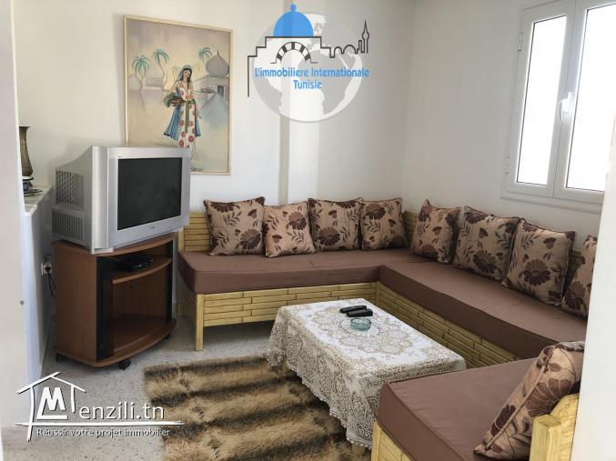 un luxueux étage de Villa meublé S+2 standing