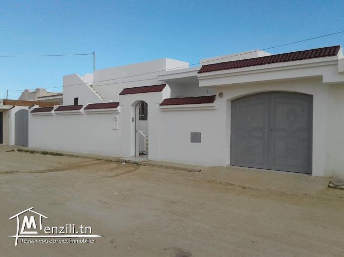 Villa situé a route saltniya klm 8