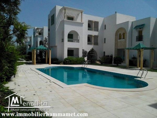 Appartement Yomna à Yasmine Hammamet
