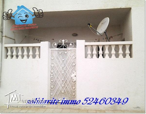 appartement au RDC