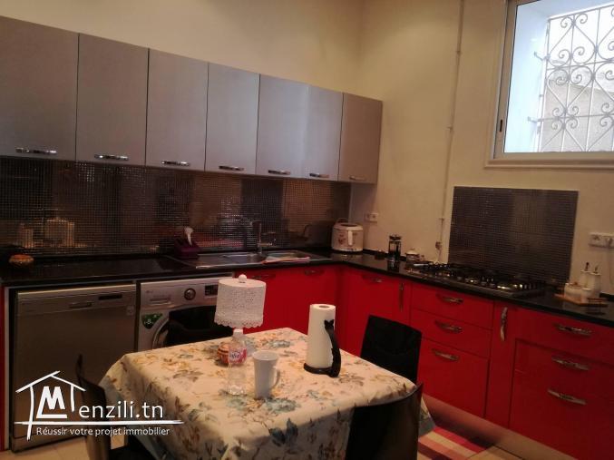 A vendre une villa rénovée à Montfleury