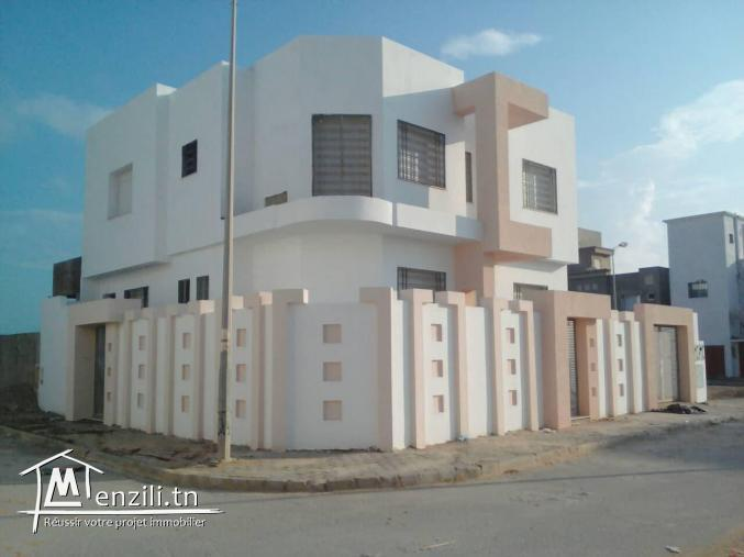 A vendre une villa neuve à Raoued